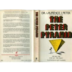 The Peter Pyramid by Dr Laurence J. Peter