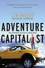 Adventure Capitalist: The Ultimate Road Trip by Jim Rogers