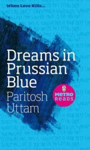 Dreams in Prussian Blue by Paritosh Uttam