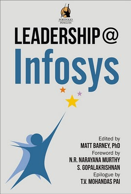 Leadership @ Infosys Edited by Matt Barney