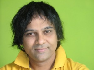 Author Amit Shankar
