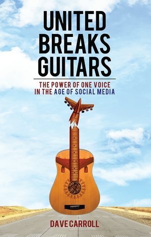 United Breaks Guitars by Dave Carroll