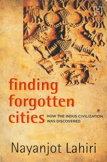 Finding Forgotten Cities by Nayanjot Lahiri