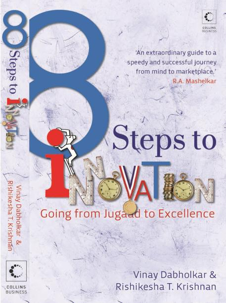 8 Steps to Innovation by Vinay Dabholkar & Rishikesha T. Krishnan