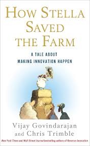 Book review How Stella Saves the Farm