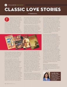 Channel 6 Magazine Column