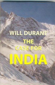 The Case for India by Will Durant