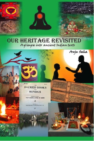 Book review Our Heritage Revisited by Anju Saha