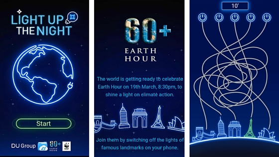 Earth Hour by WWF