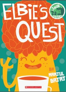 Elbie's Quest by Manjul Bajaj