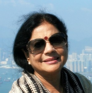 Author Juhi Sinha
