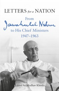 Jawaharlal Nehru letters to chief ministers