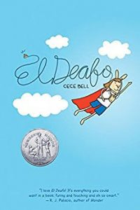 El Deafo by Cece Bell - comics for children
