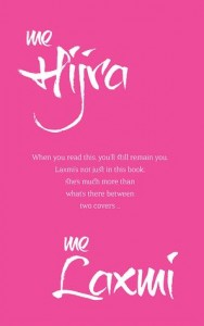 Book review - Me Hijra Me Laxmi