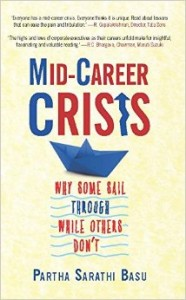 Book Review Mid-Career Crisis by Partha Sarathi Basu