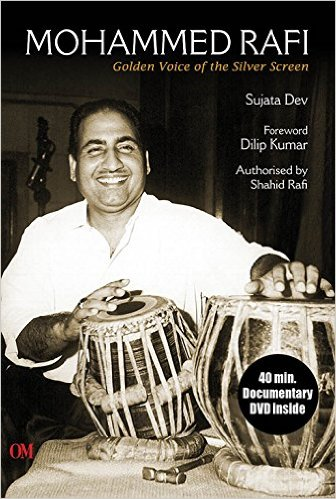 Book review Mohammed Rafi by Sujata Dev