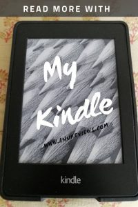 My Kindle Paperwhite