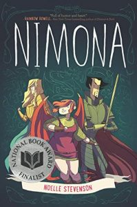 Nimona - Comics for Children