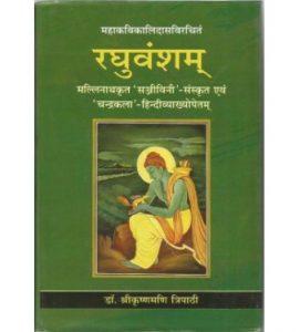 Raghuvamsham Kalidasa Mahakavya