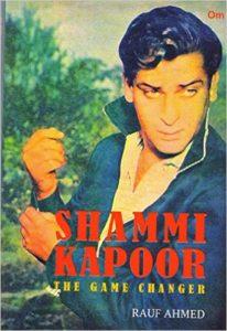 Shammi Kapoor by Rauf Ahmed