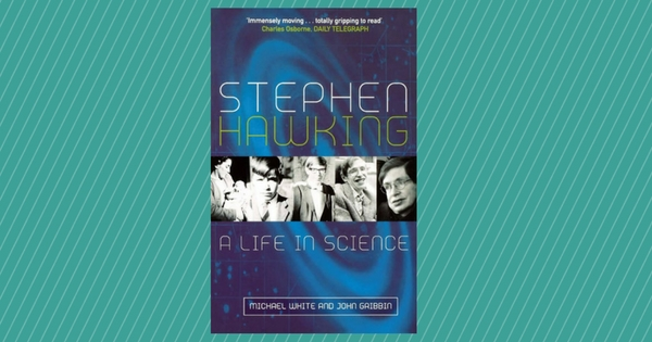Stephen hawking by Michael White and John Gribbin